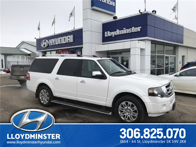 2014 Ford Expedition Max Limited (Stk: P1180) in Lloydminster - Image 1 of 15