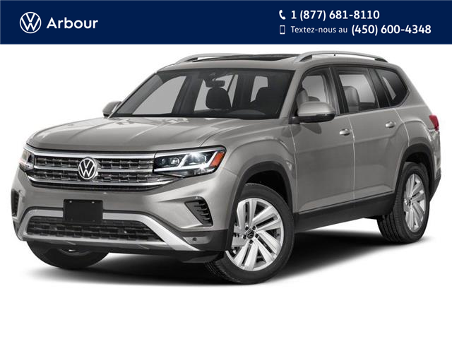 2021 Volkswagen Atlas 3.6 FSI Execline (Stk: A210013) in Laval - Image 1 of 9
