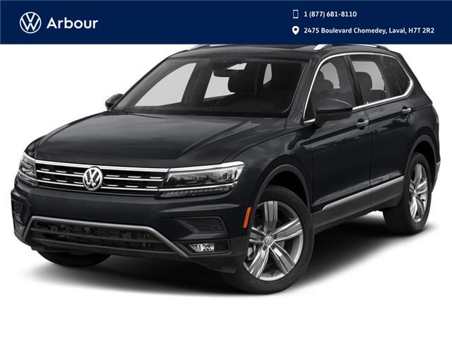 2021 Volkswagen Tiguan United (Stk: A210058) in Laval - Image 1 of 9