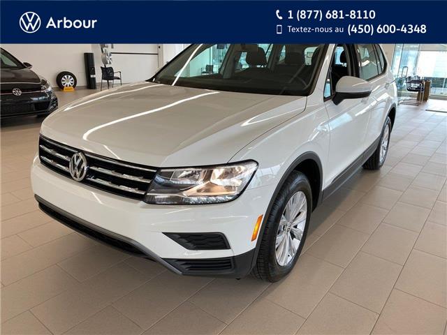 2019 Volkswagen Tiguan Trendline (Stk: E0339) in Laval - Image 1 of 21
