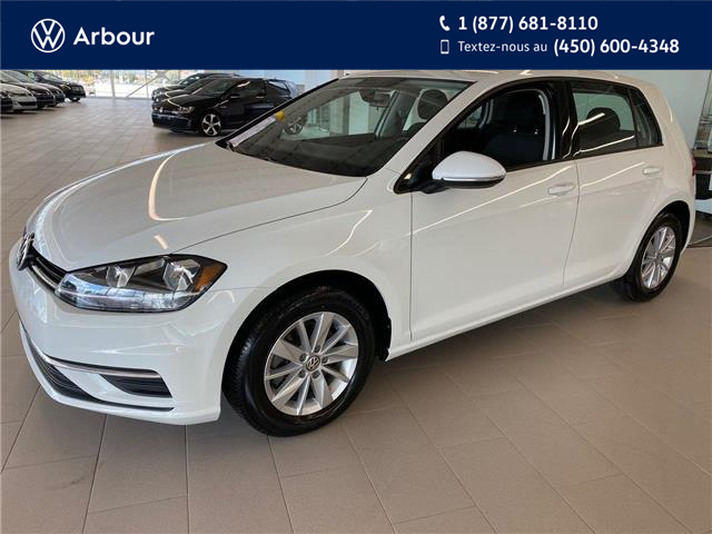 2019 Volkswagen Golf 1.4 TSI Comfortline (Stk: E0343) in Laval - Image 1 of 20