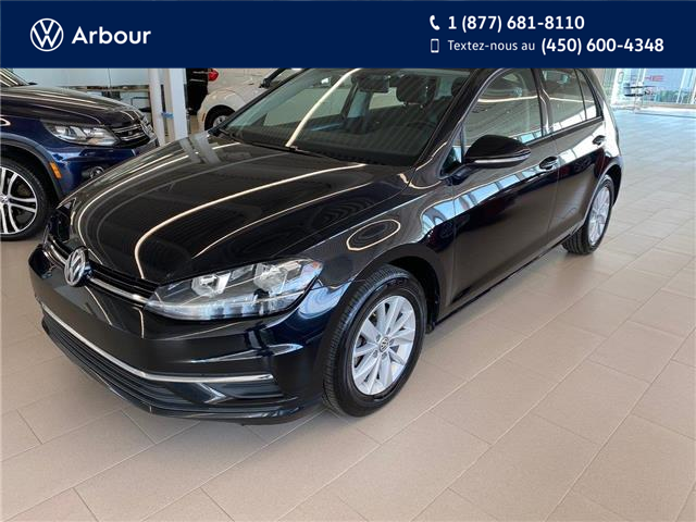 2019 Volkswagen Golf 1.4 TSI Comfortline (Stk: E0384) in Laval - Image 1 of 20
