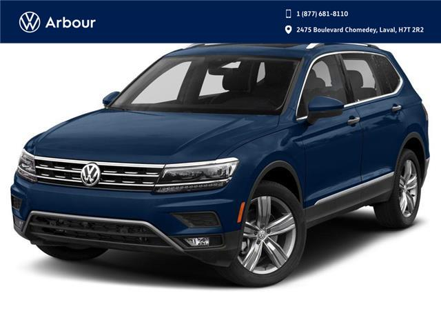 2021 Volkswagen Tiguan United (Stk: A210163) in Laval - Image 1 of 9