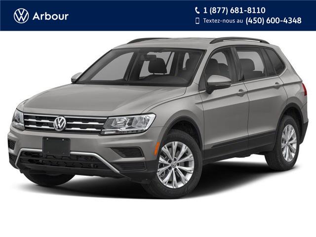 2021 Volkswagen Tiguan Trendline (Stk: A210173) in Laval - Image 1 of 9