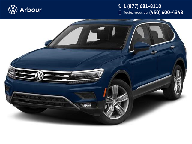 2021 Volkswagen Tiguan United (Stk: A210209) in Laval - Image 1 of 9