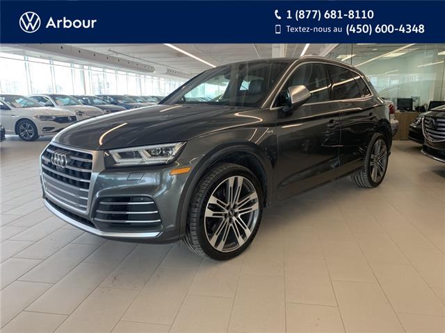 2018 Audi SQ5 3.0T Technik (Stk: U0480) in Laval - Image 1 of 20