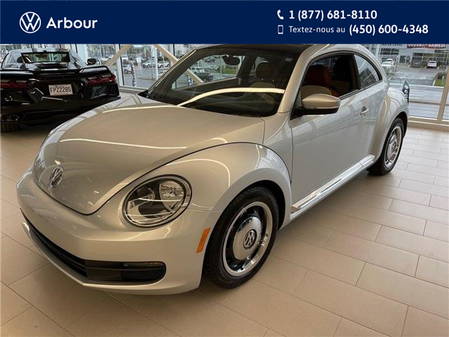 2016 Volkswagen Beetle 1.8 TSI Classic (Stk: A00590A) in Laval - Image 1 of 21
