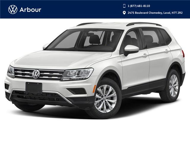 2021 Volkswagen Tiguan Trendline (Stk: A210241) in Laval - Image 1 of 9