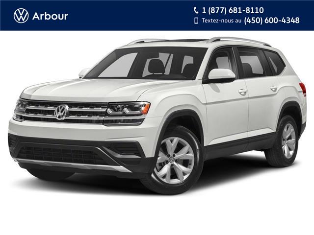 2018 Volkswagen Atlas 3.6 FSI Highline (Stk: U0500) in Laval - Image 1 of 9
