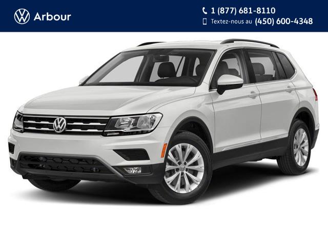 2021 Volkswagen Tiguan Comfortline (Stk: A210245) in Laval - Image 1 of 9