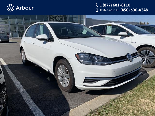 2019 Volkswagen Golf 1.4 TSI Comfortline (Stk: E0351) in Laval - Image 1 of 12