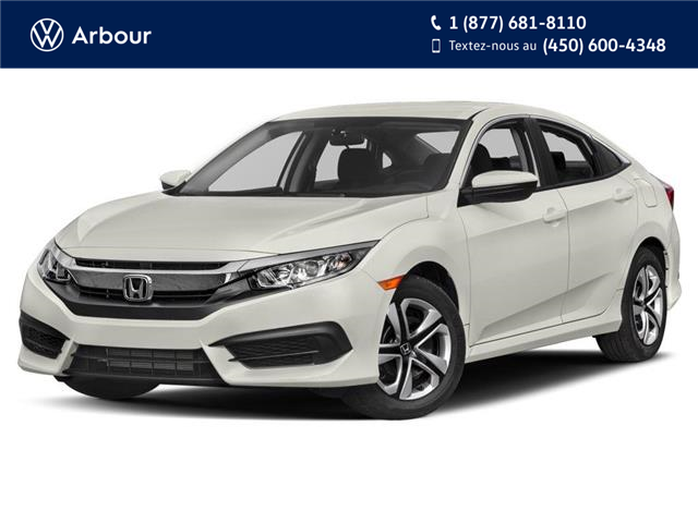 2017 Honda Civic LX (Stk: U0510) in Laval - Image 1 of 9