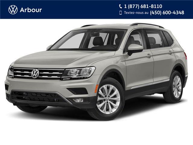 2021 Volkswagen Tiguan Comfortline (Stk: A210311) in Laval - Image 1 of 12