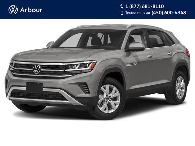 2021 Volkswagen Atlas Cross Sport 2.0 TSI Highline (Stk: A210314) in Laval - Image 1 of 9