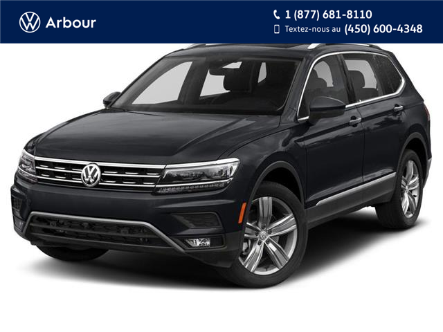 2021 Volkswagen Tiguan United (Stk: A210335) in Laval - Image 1 of 9
