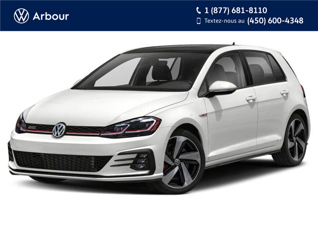 2021 Volkswagen Golf GTI Autobahn (Stk: A210345) in Laval - Image 1 of 9