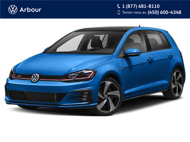 2021 Volkswagen Golf GTI Autobahn (Stk: A210347) in Laval - Image 1 of 9