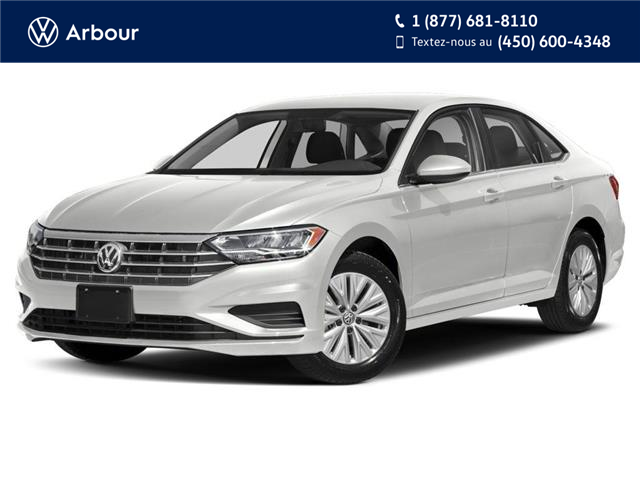 2021 Volkswagen Jetta Comfortline (Stk: A210371) in Laval - Image 1 of 9