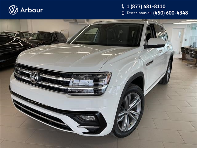 2018 Volkswagen Atlas 3.6 FSI Execline (Stk: A210286A) in Laval - Image 1 of 25