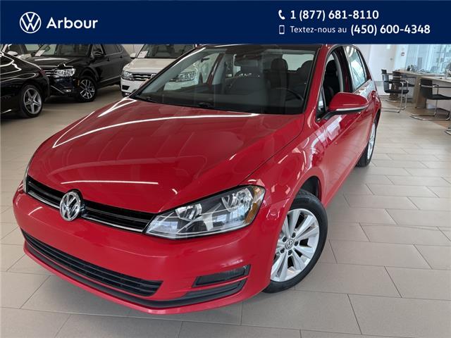 2017 Volkswagen Golf 1.8 TSI Comfortline (Stk: U0521) in Laval - Image 1 of 17