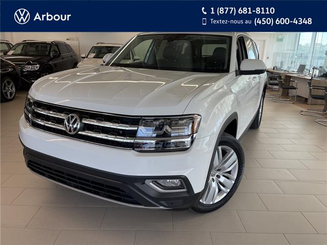 2018 Volkswagen Atlas 3.6 FSI Execline (Stk: U0539) in Laval - Image 1 of 25