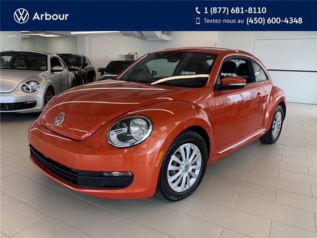 2016 Volkswagen Beetle 1.8 TSI Trendline (Stk: U0540) in Laval - Image 1 of 14