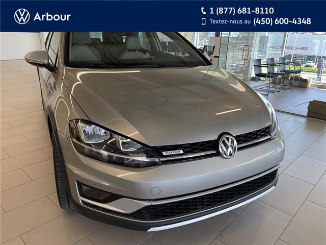 2018 Volkswagen Golf Alltrack 1.8 TSI (Stk: U0543) in Laval - Image 1 of 19
