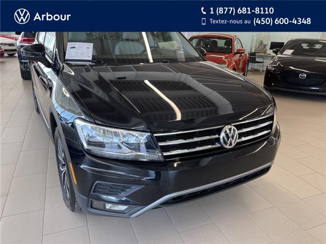 2020 Volkswagen Tiguan Comfortline (Stk: U0530) in Laval - Image 1 of 20