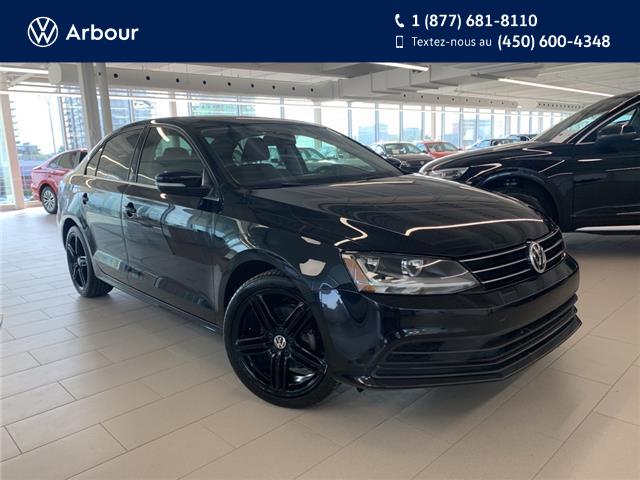 2017 Volkswagen Jetta Wolfsburg Edition (Stk: V0394) in Laval - Image 1 of 12