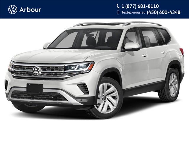 2021 Volkswagen Atlas 2.0 TSI Comfortline (Stk: A210243) in Laval - Image 1 of 9