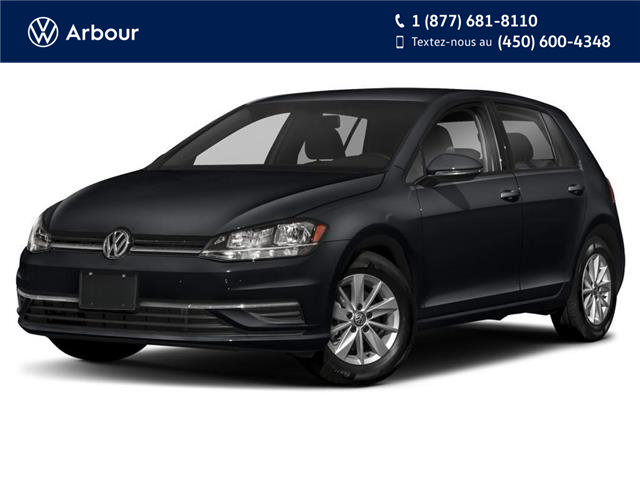 2021 Volkswagen Golf Comfortline (Stk: A210305) in Laval - Image 1 of 9