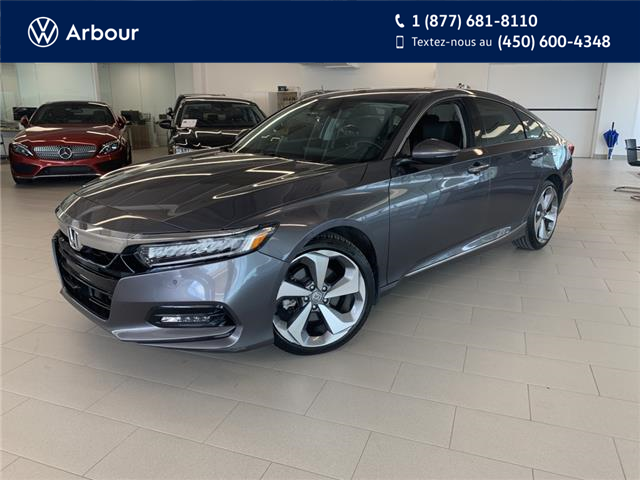 2018 Honda Accord Touring (Stk: A210404B) in Laval - Image 1 of 17
