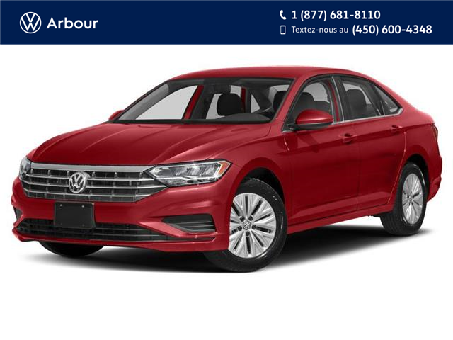 2021 Volkswagen Jetta Highline (Stk: A210470) in Laval - Image 1 of 9