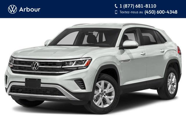 2021 Volkswagen Atlas Cross Sport 2.0 TSI Highline (Stk: A210552) in Laval - Image 1 of 9