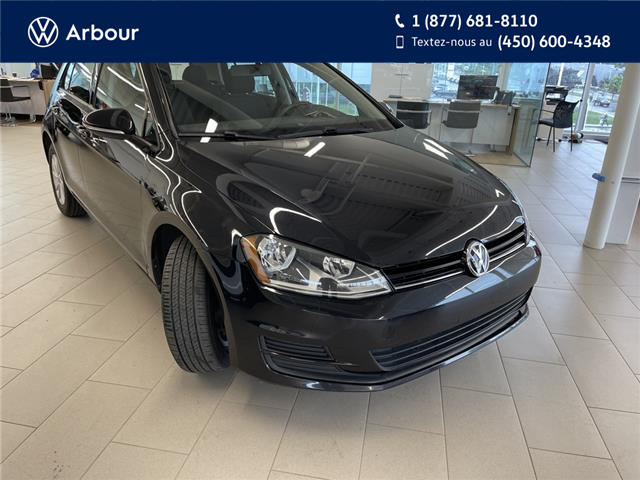 2017 Volkswagen Golf 1.8 TSI Trendline (Stk: U0577) in Laval - Image 1 of 11