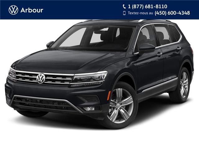 2021 Volkswagen Tiguan Highline (Stk: A210567) in Laval - Image 1 of 9