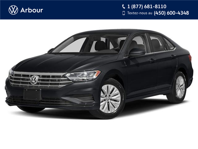 2021 Volkswagen Jetta Highline (Stk: A210597) in Laval - Image 1 of 9