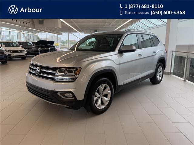 2018 Volkswagen Atlas 3.6 FSI Highline (Stk: U0588) in Laval - Image 1 of 22