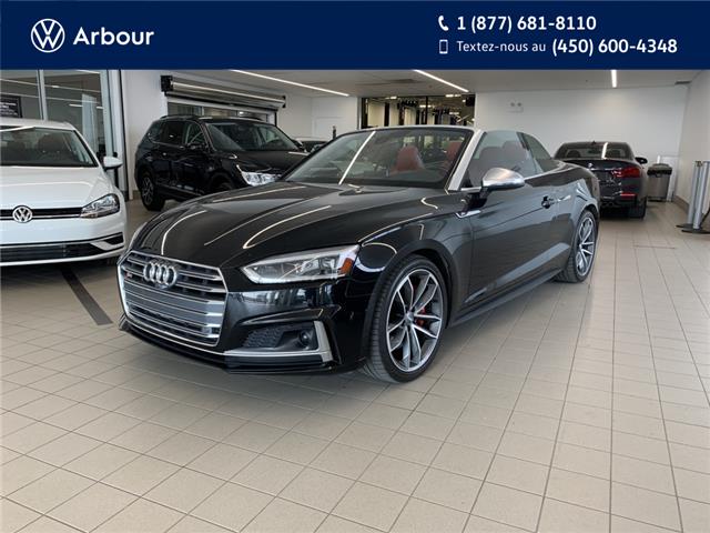 2018 Audi S5 3.0T Technik (Stk: U0605) in Laval - Image 1 of 19