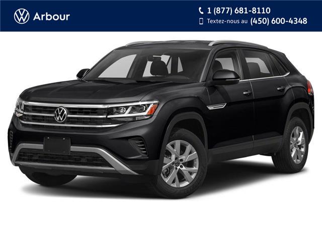 2021 Volkswagen Atlas Cross Sport 3.6 FSI Comfortline (Stk: A210646) in Laval - Image 1 of 9