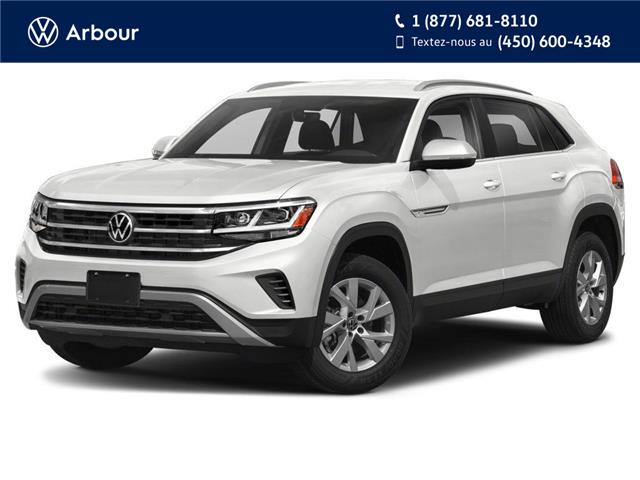 2021 Volkswagen Atlas Cross Sport 2.0 TSI Comfortline (Stk: A210669) in Laval - Image 1 of 9