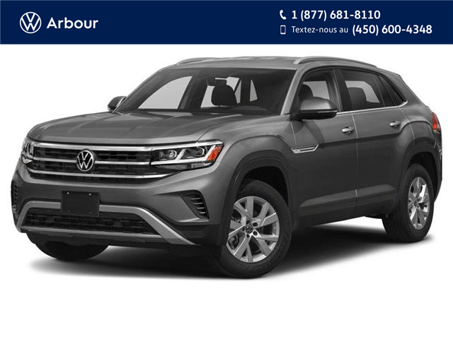 2021 Volkswagen Atlas Cross Sport 3.6 FSI Highline (Stk: A210716) in Laval - Image 1 of 9