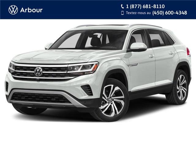 2021 Volkswagen Atlas Cross Sport 3.6 FSI Execline (Stk: A210735) in Laval - Image 1 of 9