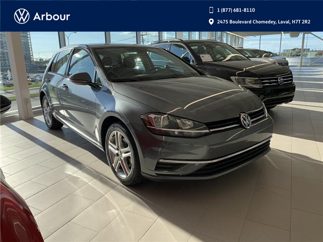 2018 Volkswagen Golf 1.8 TSI Trendline (Stk: U0662) in Laval - Image 1 of 15