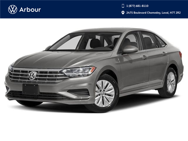 2021 Volkswagen Jetta Highline (Stk: A210747) in Laval - Image 1 of 9