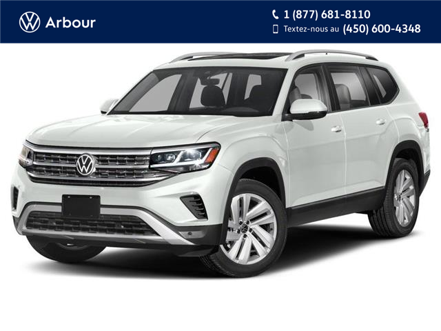 2021 Volkswagen Atlas 3.6 FSI Execline (Stk: A210757) in Laval - Image 1 of 9