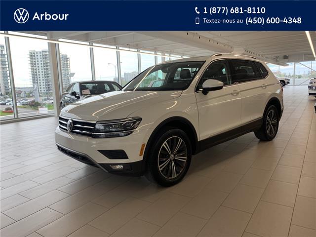 2018 Volkswagen Tiguan Highline (Stk: U0683) in Laval - Image 1 of 19