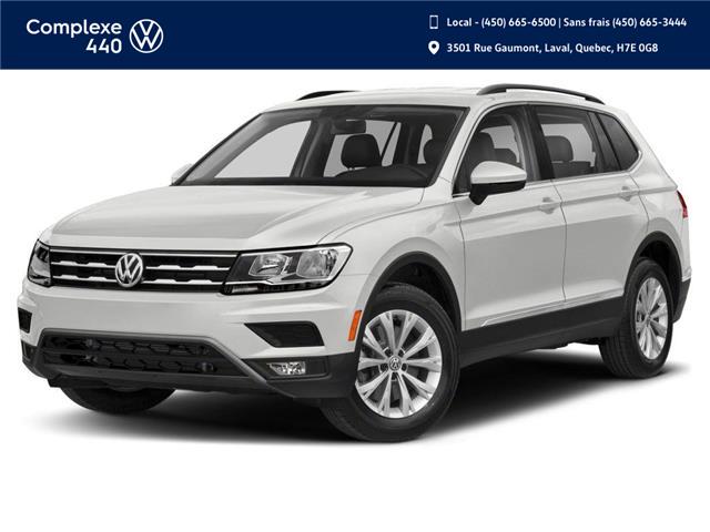 2021 Volkswagen Tiguan Comfortline (Stk: N210080) in Laval - Image 1 of 9