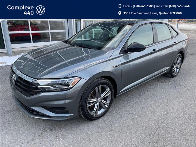 2019 Volkswagen Jetta 1.4 TSI Highline (Stk: N00003A) in Laval - Image 1 of 20