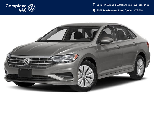 2021 Volkswagen Jetta Comfortline (Stk: N210139) in Laval - Image 1 of 9